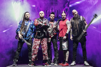 Five Finger Death Punch (Sofia)